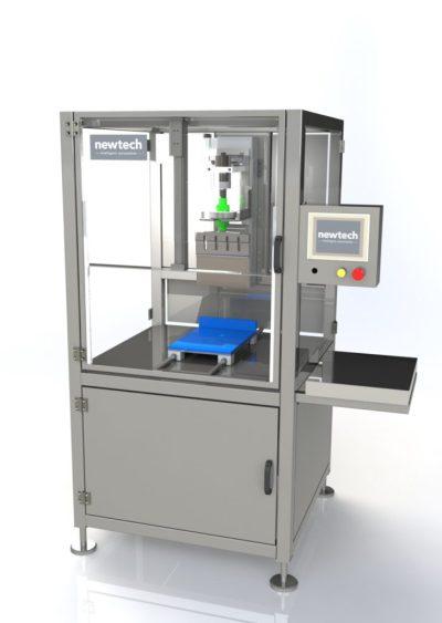 Μηχανή μεριδοποίησης στικ τυριών και άλλων προϊόντων
