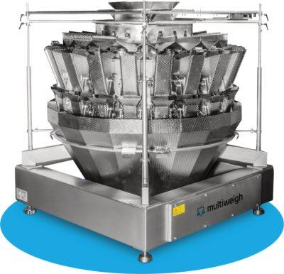 Πολυκέφαλο ζυγιστικό μηχάνημα Multiweigh τύπου MW XV-HR - Multiweigh