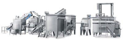Γραμμή παραγωγής για βραστό λουκάνικο και άλλα προϊόντα γαλακτώματος 2 - Seydelmann