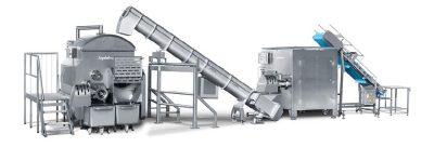 Γραμμή παραγωγής για προϊόντα από κιμά