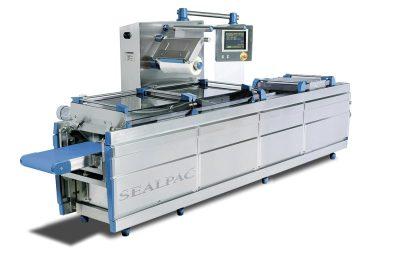Μηχάνημα θερμο-μορφοποιημένης συσκευασίας Sealpac τύπου RE15 - Sealpac