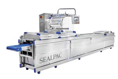 Μηχάνημα θερμο-μορφοποιημένης συσκευασίας Sealpac τύπου RE20 - Sealpac