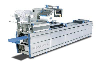 Μηχάνημα θερμο-μορφοποιημένης συσκευασίας Sealpac τύπου RE25 - Sealpac