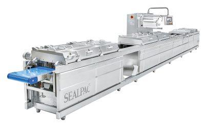 Μηχάνημα θερμο-μορφοποιημένης συσκευασίας Sealpac τύπου RE30 - Sealpac