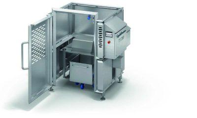 Μηχανές ανάμειξης (λειτουργία βαρέλας) σε καρότσι μεταφοράς ΤΤ-200 / TT-300 – VTT-200 / VTT300 - Seydelmann