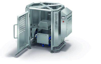 Μηχανές ανάμειξης (λειτουργία βαρέλας) σε καρότσι μεταφοράς ΤΤ-200 X / TT-300 X – VTT-200 X / VTT300 X - Seydelmann