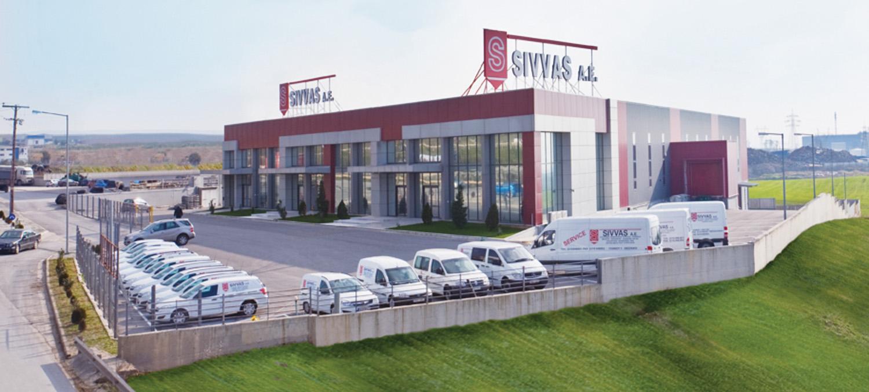 SIVVAS A.E Υπηρεσίες