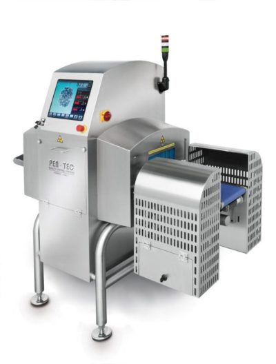 Integrated X-Ray & CheckWeigher - Clavis-Tec