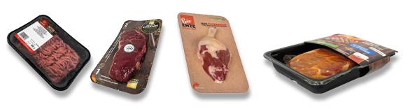 συσκευασία κρέατος