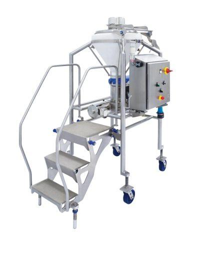 Μηχάνημα κατανομής υλικών σε μορφή σκόνης FAM τύπου Powder Dispenser - FAM