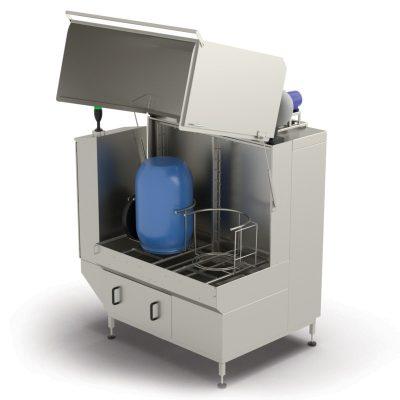 Πλυντήριο εξοπλισμού Βιομηχανίας