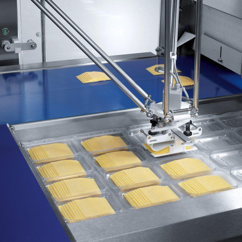 κοπή τυριών σε φέτες